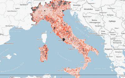 Le spese dei comuni italiani per la mobilità