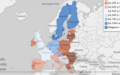 Quanto si spende in Italia e nel resto d'Europa per la disabilità?