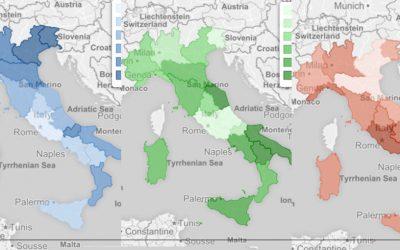 Licei, tecnici o professionali? La mappa degli iscritti nelle regioni italiane