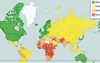 Prosperity index 2015