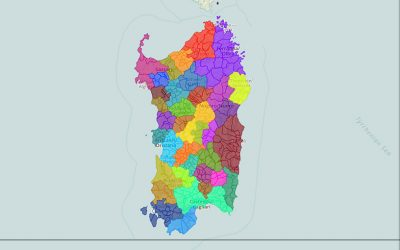 Le regioni storiche della Sardegna