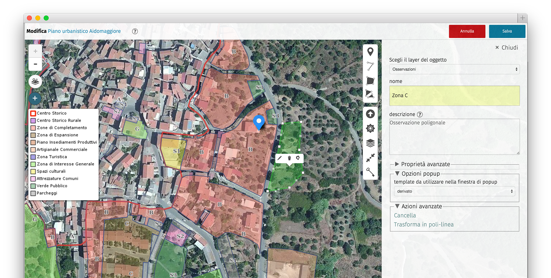Crea mappe collaborative con GeoNue uMaps